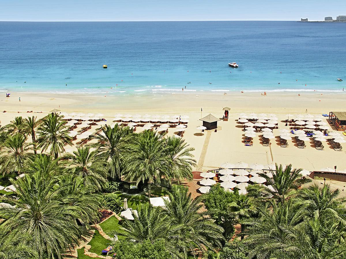 Hilton Dubai Jumeirah Resort Residences