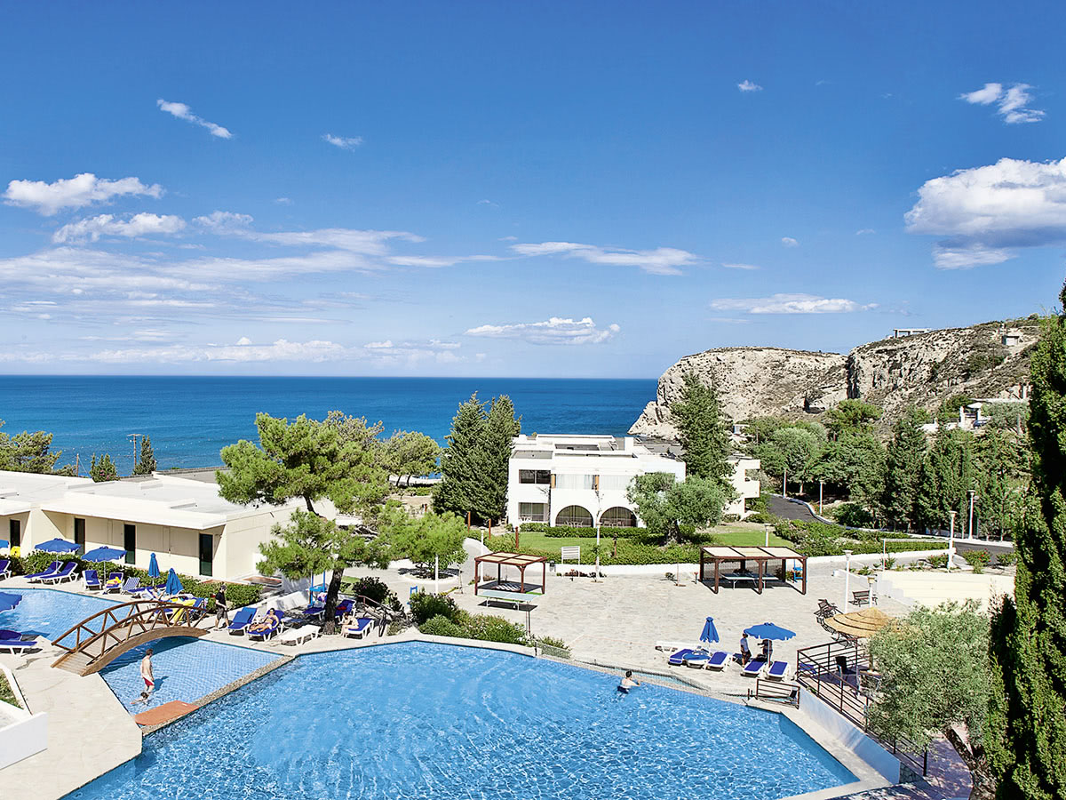 Porto Angeli Beach Resort - Rhodes Greece