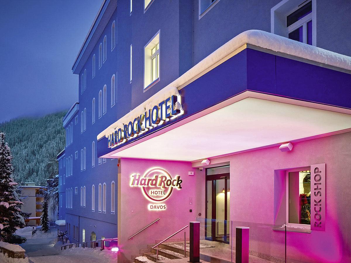 Hard Rock Davos