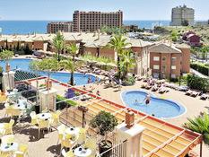 Hotel Benalmádena Palace (Benalmádena Costa, Spanje)