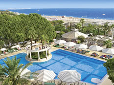 Hotel Oleander Beach Resort (Side, Turkije)