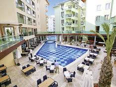 Hotel Tac Premier (Alanya, Turkije)