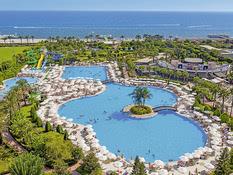 Hotel Miracle Resort (Antalya - Lara, Turkije)
