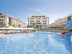 Hotel Crystal Palace Luxury Resort (Side - Colakli, Turkije)