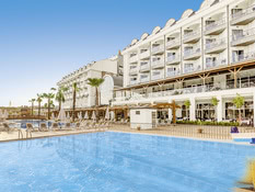 Hotel Mary Palace (Side, Turkije)