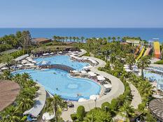 Hotel Mukarnas Spa Resort (Alanya - Karaburun, Turkije)