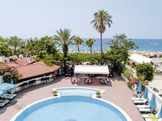 Hotel Azak (Alanya, Turkije)