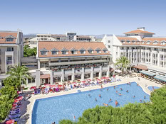 Hotel Seher Sun Beach (Side -Evrenseki, Turkije)
