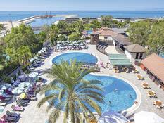 Hotel Seher Resort & Spa (Side -Evrenseki, Turkije)