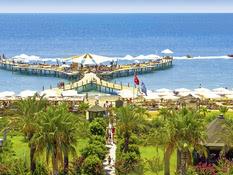 Hotel Lyra Resort & Spa (Side - Kizilagac, Turkije)
