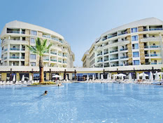 Hotel Seamelia Beach Resort (Side, Turkije)