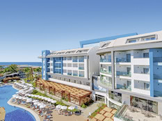 Hotel Seashell Resort & Spa (Side, Turkije)