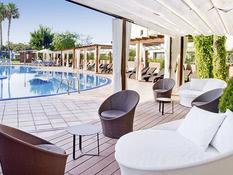 Hotel Florida Park (Malgrat/Santa Susanna, Spanje)