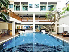 Hotel Sunshine Hotel & Residences (Pattaya, Thailand)