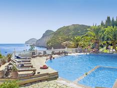 Hotel Blue Princess (Liapades Beach, Griekenland)