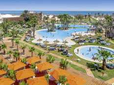 Hotel Welcome Meridiana (Eiland Djerba, Tunesië)