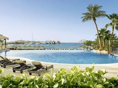 Hotel Le Meridien Mina Seyahi Beach Resort & Marina (Dubai-Jumeirah, V.A. Emiraten)