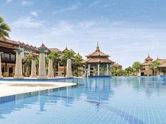 Hotel Anantara Dubai The Palm (Dubai-Jumeirah, V.A. Emiraten)