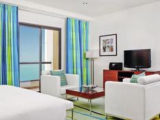 Hotel Hilton Dubai The Walk (Dubai-Jumeirah, V.A. Emiraten)