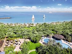 Hotel Sheraton Jumeirah Beach Resort (Dubai-Jumeirah, V.A. Emiraten)