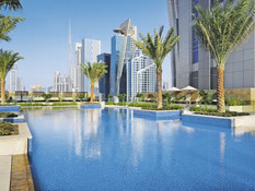 Hotel JW Marriott Marquis Dubai (Dubai-City, V.A. Emiraten)