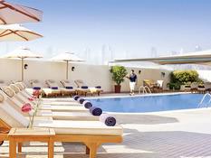 Mövenpick Hotel & App. Bur Dubai (Dubai Neustadt, V.A. Emiraten)