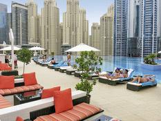 Hotel The Address Dubai Marina (Dubai Marina, V.A. Emiraten)
