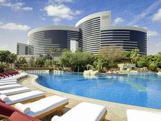 Hotel Grand Hyatt Dubai (Dubai Neustadt, V.A. Emiraten)
