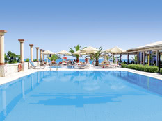Hotel Odyssia Beach (Rethymnon, Griekenland)