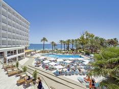 The New Hotel Algarb (Playa d´en Bossa, Spanje)
