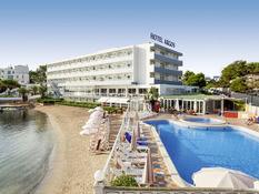 Hotel Argos (Playa Talamanca, Spanje)