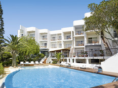 Hotel Castavi (Es Pujols, Spanje)