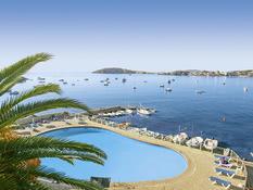 Hotel Simbad (Playa Talamanca, Spanje)