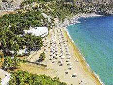 Hotel Tosca Beach Bungalows (Kavala, Griekenland)