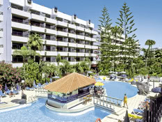 Aparthotel Rey Carlos (Playa del Inglés, Spanje)