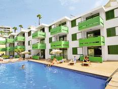 Aparthotel Atis Tirma (Playa del Inglés, Spanje)