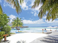 Filitheyo Island Resort (Nilandhe-Atoll, Malediven)
