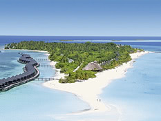 Kuredu Island Resort (Lhaviyani Atoll, Malediven)