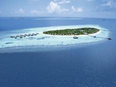 Kihaad Maledives Resort (Baa-Atoll, Malediven)