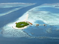 Gangehi Island Resort (Ari-Atoll, Malediven)