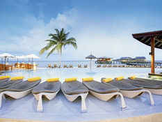 Centara Ras Fushi Resort (Nord-Male-Atoll, Malediven)