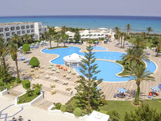 Mahdia Palace Thalasso (Mahdia, Tunesië)