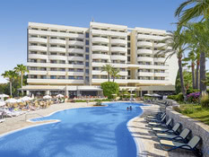 Hotel Hipotels Marfil Playa (Sa Coma, Spanje)