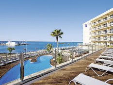 Hotel Marina Luz (Ca'n Pastilla, Spanje)