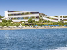 Hotel Esperides Beach (Faliraki, Griekenland)