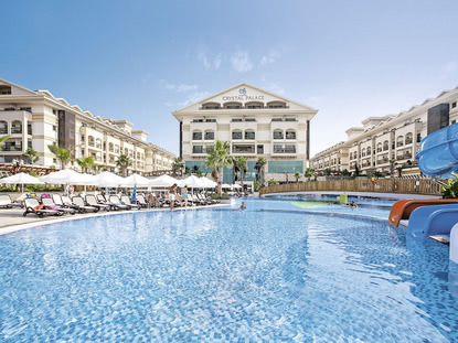 Hotel Crystal Palace Luxury Resort