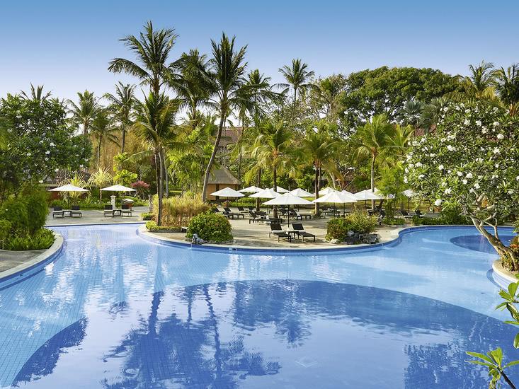 Meliá Bali - The Garden Villas