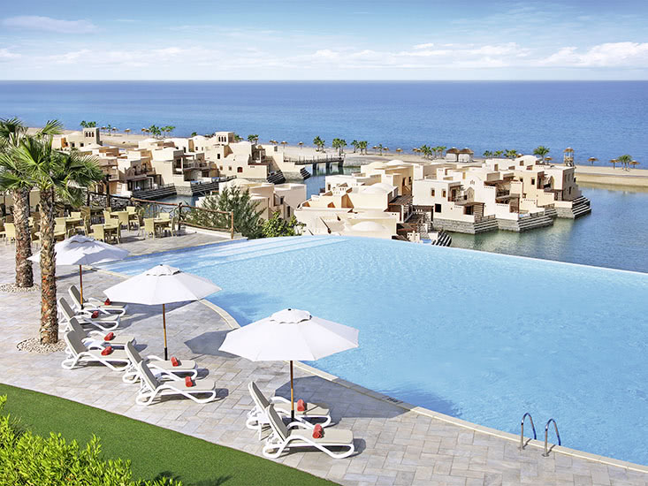 The Cove Rotana Resort Spa