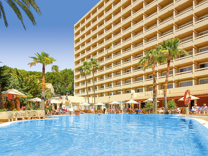 Hotel Paguera Mallorca - Valentin Reina Paguera