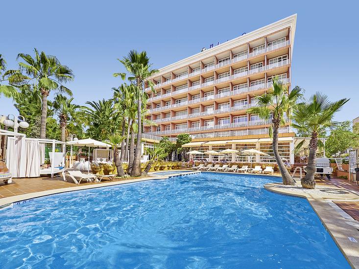 Hotel Paguera Mallorca - allsun Palmira Cormorán